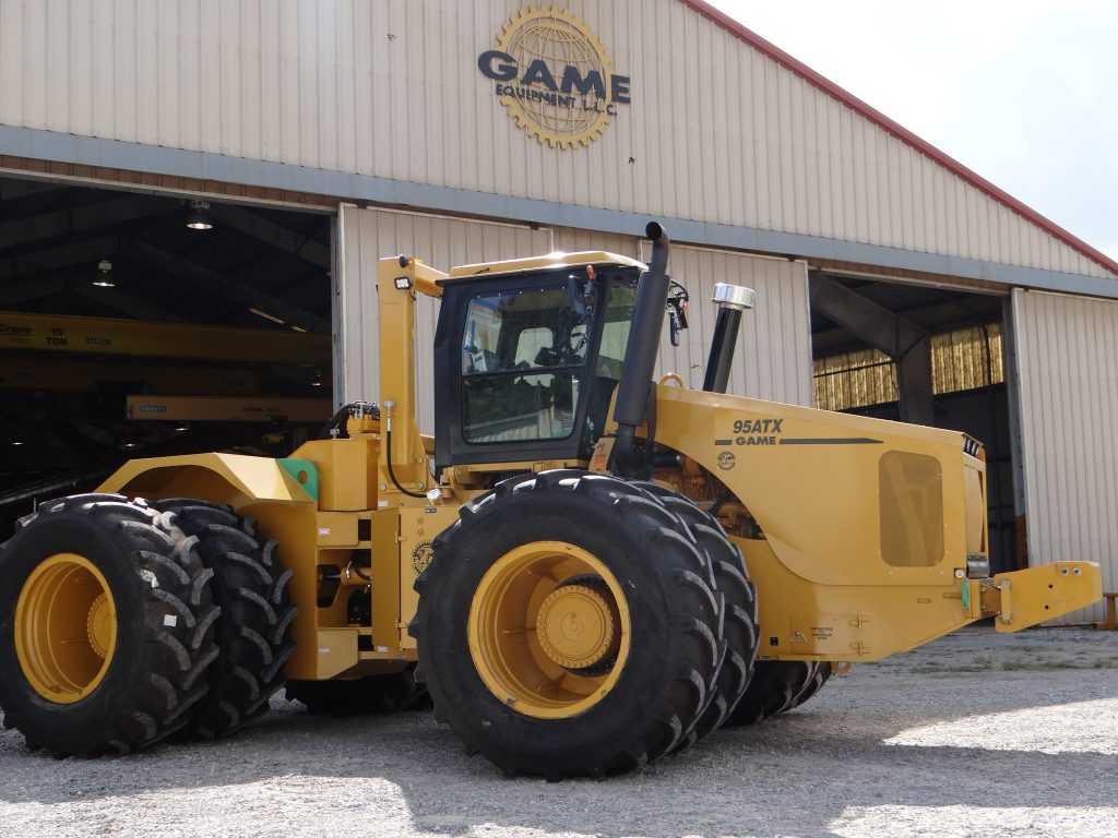 Tractors Game Equipment Llc